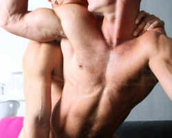 Paddy O'Brian and Topher DiMaggio 013