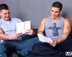 Paddy O'Brian and Topher DiMaggio 002